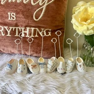 Super Cute Baby Shoe Picture Holder